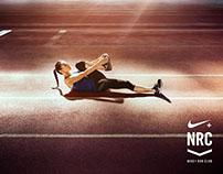 NIKE + Run Club advertising campaign