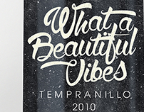 QUOTE WINE / label design