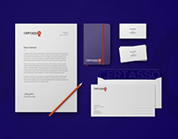 Certasso - Branding, Web & Print