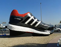 3d Big Shoes