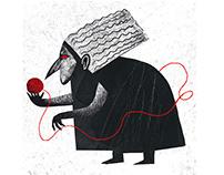 Illustrations for the challenge #folktaleweek