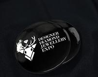 Designer Diamond Jewellery Expo Coimbatore Branding