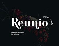 ARK reunio - regular & italic