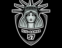 NYCGamer57 Twitch Branding & Animation