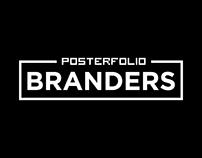 POSTERFOLIO BRANDERS