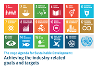 UNIDO and the Sustainable Development Goals