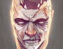 Mask falling apart