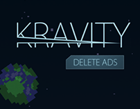 Kravity. Mobile Game