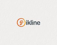 GIKLINE | Branding | Logo