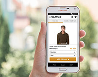 Namshi Android App