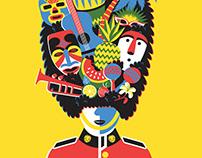 Poster Design LA LINEA 19