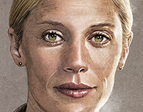 Katie Sackhoff as Moretti