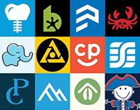 2016 Logofolio Vol. 2