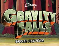 Disney - Gravity Falls - Waddles Food Fever