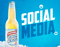 REGIONAL ICE. REDES SOCIALES.