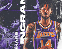Brandon Ingram #14 | Lakers
