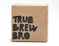 True Brew Bro - coffee brand