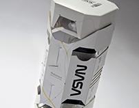 NASA / Diseño de estuche y envase promocional
