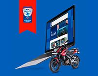 Website Auteco Panama