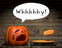The Jack-o-lantern's Fate
