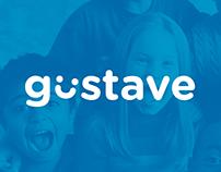 Rebranding - Gustave & cie