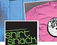 Shirt Shack - Brand Identity