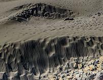 Martian Erosion - Oregon Coastline
