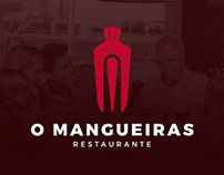 Mangueiras Restaurant // Branding and Stationary