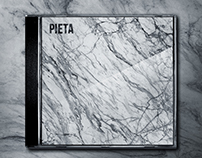 PIETA 2nd EP_ISLAND ALBUM DESIGN