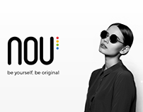 Brand & Website | Nou, fashion blog