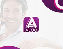 aloo app logo
