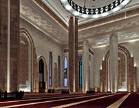 modern mosque ksa