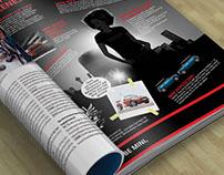 MINI Cooper Lifestyle Magazine Editorial