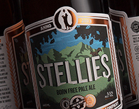 The Stellenboch Brewing Company: Stellies Beer