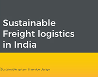 Road Freighting in India- Sustainable System Design