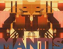 MANTIS-C4d Pattern Generator