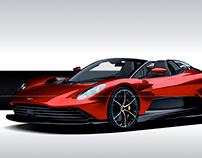 2022 Aston Martin Valhalla Speedster