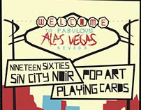 Alas Vegas Playing Card Set Concept
