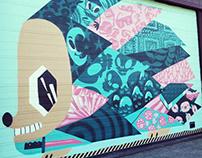 Murals & Graffiti / 2016
