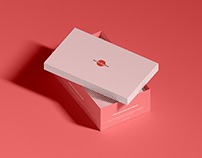 Free Packaging Shoe Box Mockup