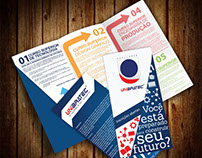 Folder - Faculdade Unibratec