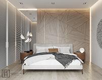 DE&DE/Villa on Cyprus: second floor