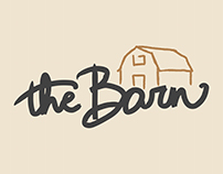 the barn // branding + packaging