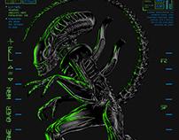 Reebok Alien Day Tee Graphics