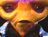 Quick Alien