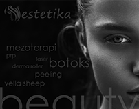 Estetika Beauty Center.