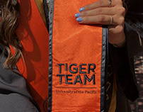 Logo Design _ Tiger Team UOP Stockton, California