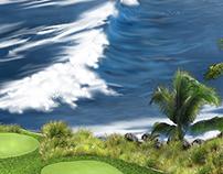 Mauna Kea - hole 3