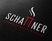 Logodesign: Schattner Schornsteinfeger