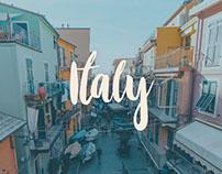 Italy in October '17